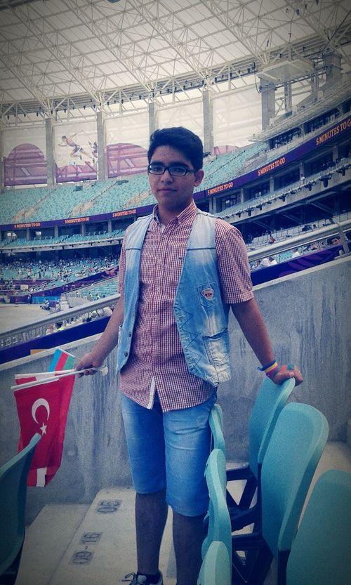 Baku 2015 First Eyeem Photo