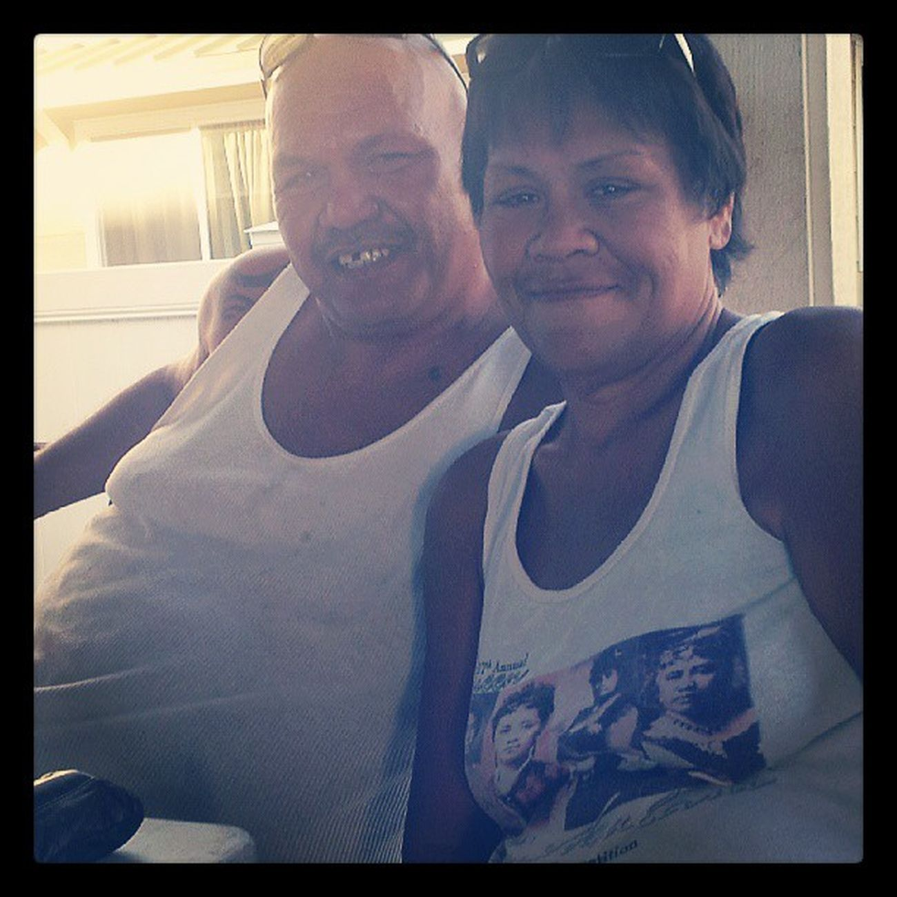 My parentalz! Loveum