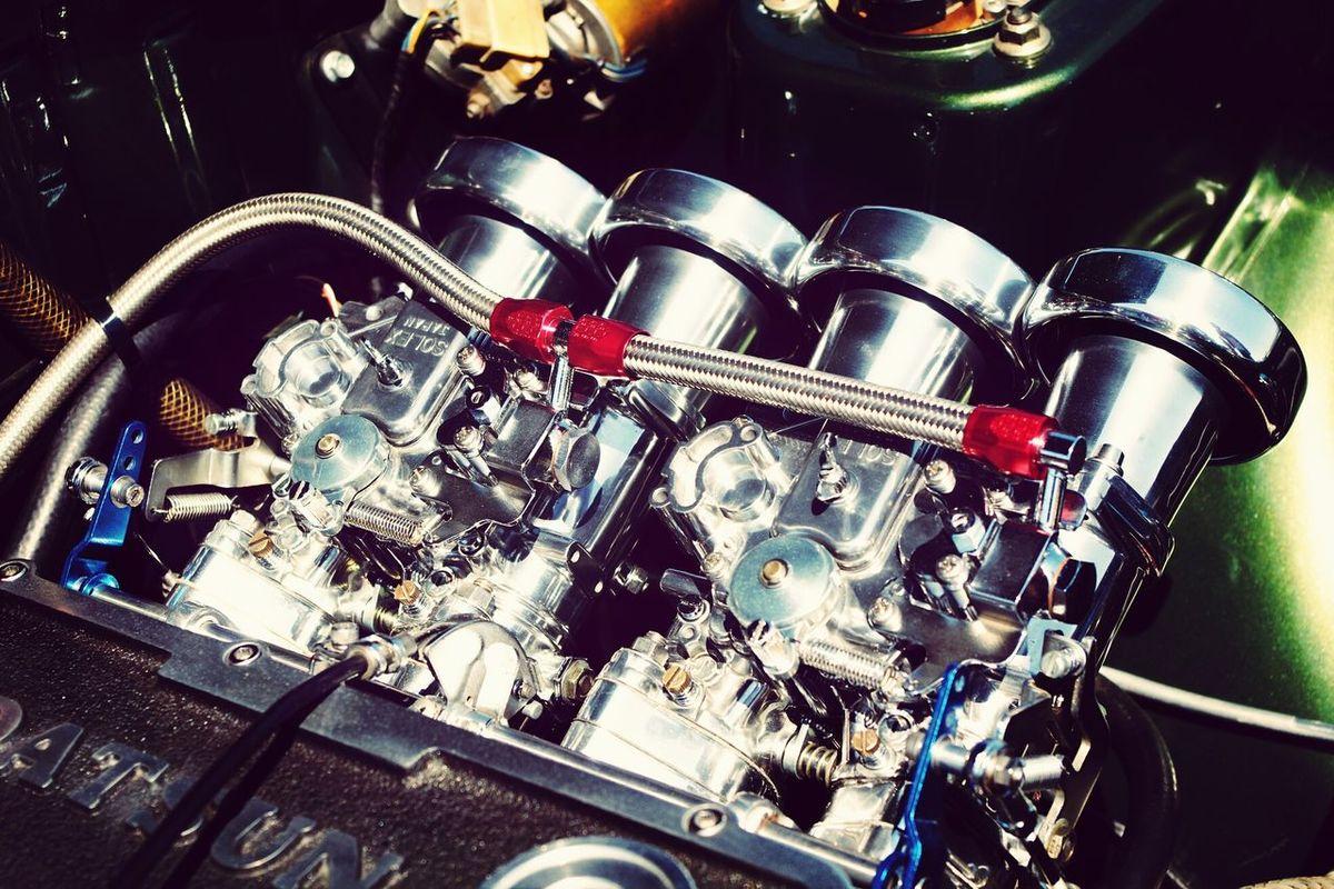 Datsun Carburator Solex