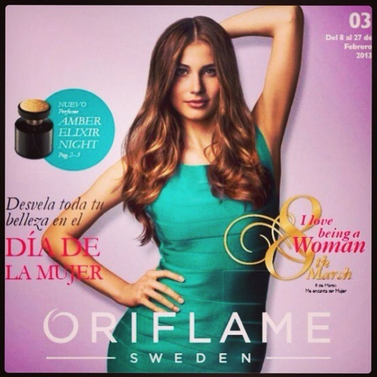 Házte cliente VIP de Oriflame y compres o vendas, siempre ganas. Belleza e higiene corporal. Te informo sin compromiso 620-164-600