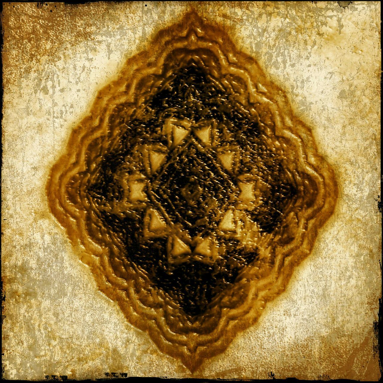 An ancient tile of Awehaven. Fifoodles NEW MEDIA ART Old Tiles Textures And Surfaces No People Backgrounds Pattern Textured  Awehaven Creative Cut And Paste