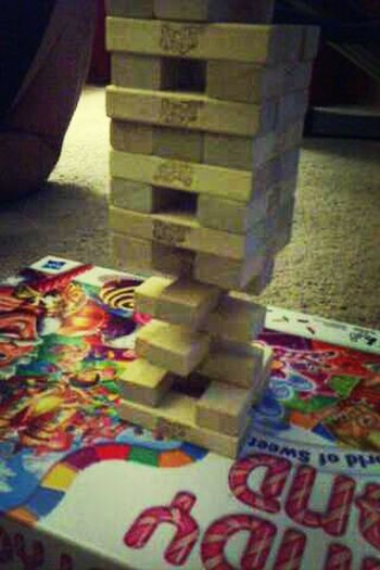 epic game of jenga