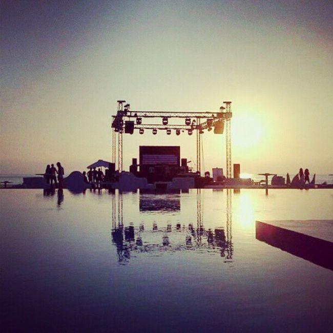 Oceana Sunset view Beirut Damour lebanon
