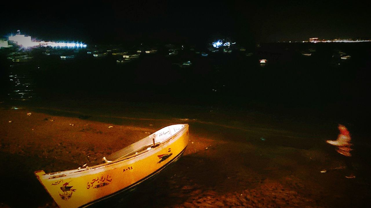Nightphotography Night Photography Sea At Night Boats⛵️ Boat Beach At Night Alexandria Egypt Check This Out Enjoying Life Night Sillouettes