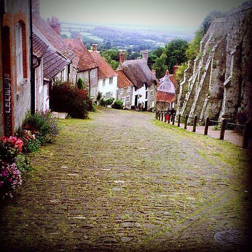 Hovishill Hovis Dorset Sturminster England
