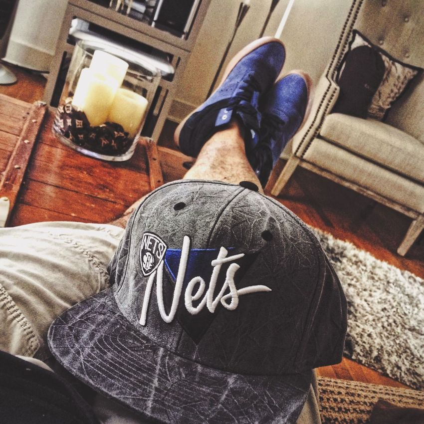 Brooklyn Nets.. !! New Cap Bronx Bound Buy Snapback Relaxing @ Home Sunday Afternoon Portrait Street Fashion Enjoying My Day Off