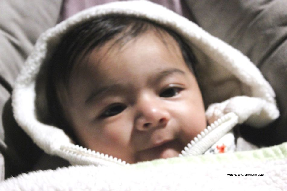 Hello World Infants Smile :) Cutiepie Check This Out Joy Of Life Innocenceofachild Portrait Of Innocence Cuteness Overloaded Babyboy Babies Of Eyeem Sparkling Eyes Nephew ♡ time stops when my nephew and niece are with me