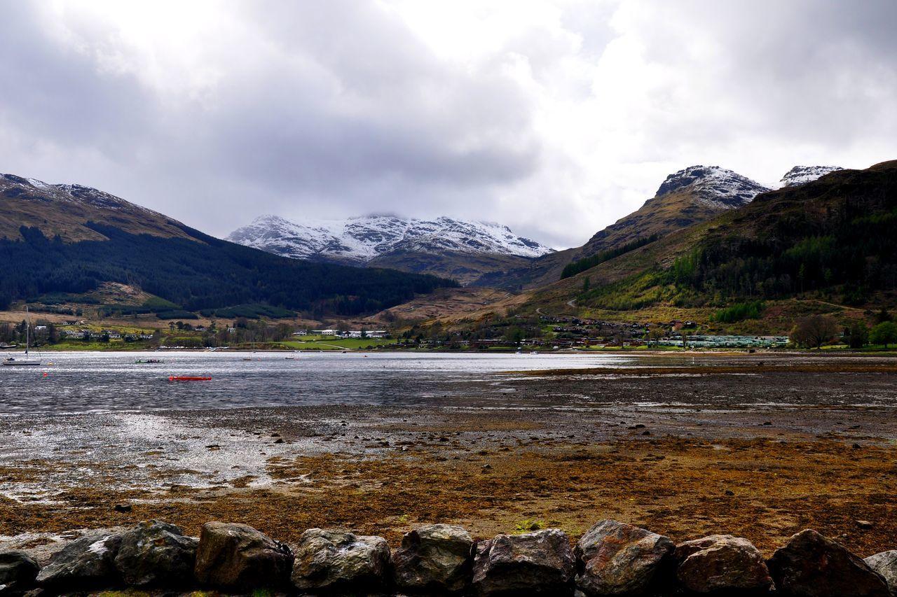 Lochgoilhead Lake Lake View Lakes And Mountains Loch  Lochgoilhead Lochgoill Mountains