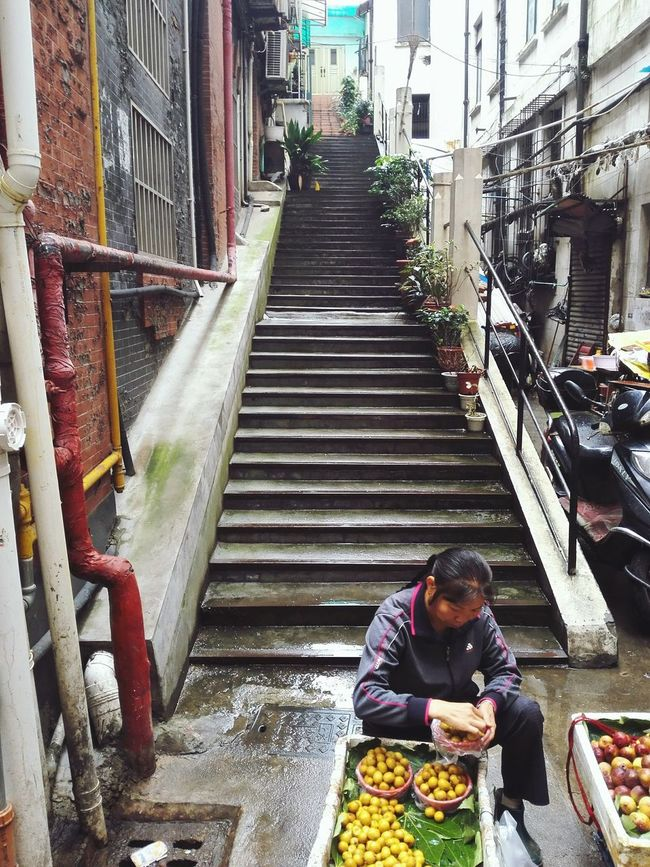 EyeEm Best Edits People Photography Stairs Taking Photos Traveling EyeEm China EyeEm Shanghai