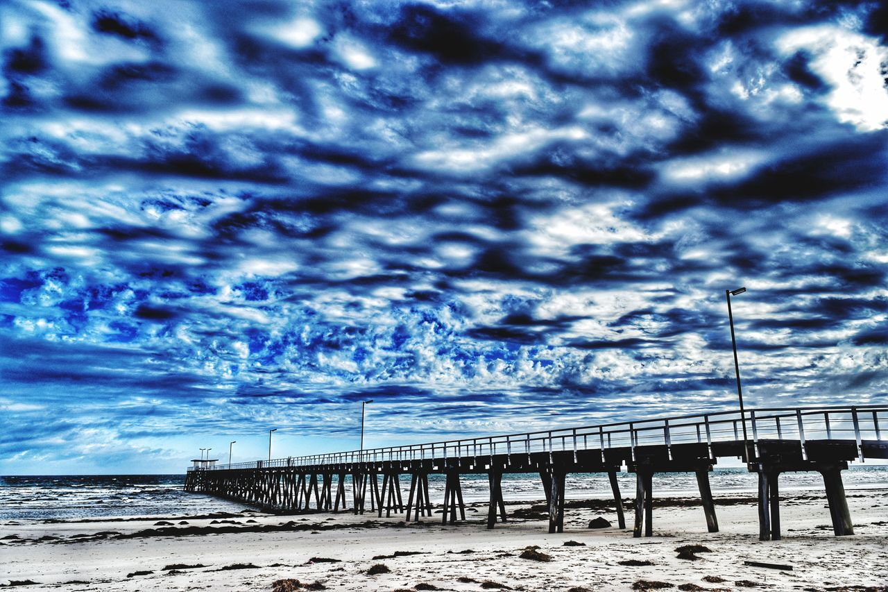 sky, cloud - sky, no people, nature, outdoors, day, sea, beach, scenics, water, tranquility, beauty in nature, sand, horizon over water