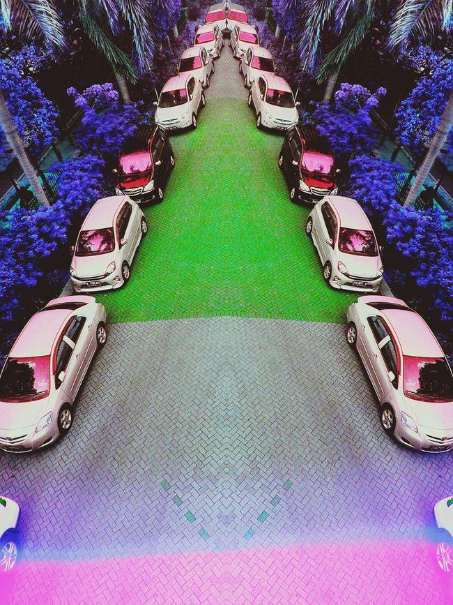 Parking Innovating ,BLUE MONDAYS ,Cars ...