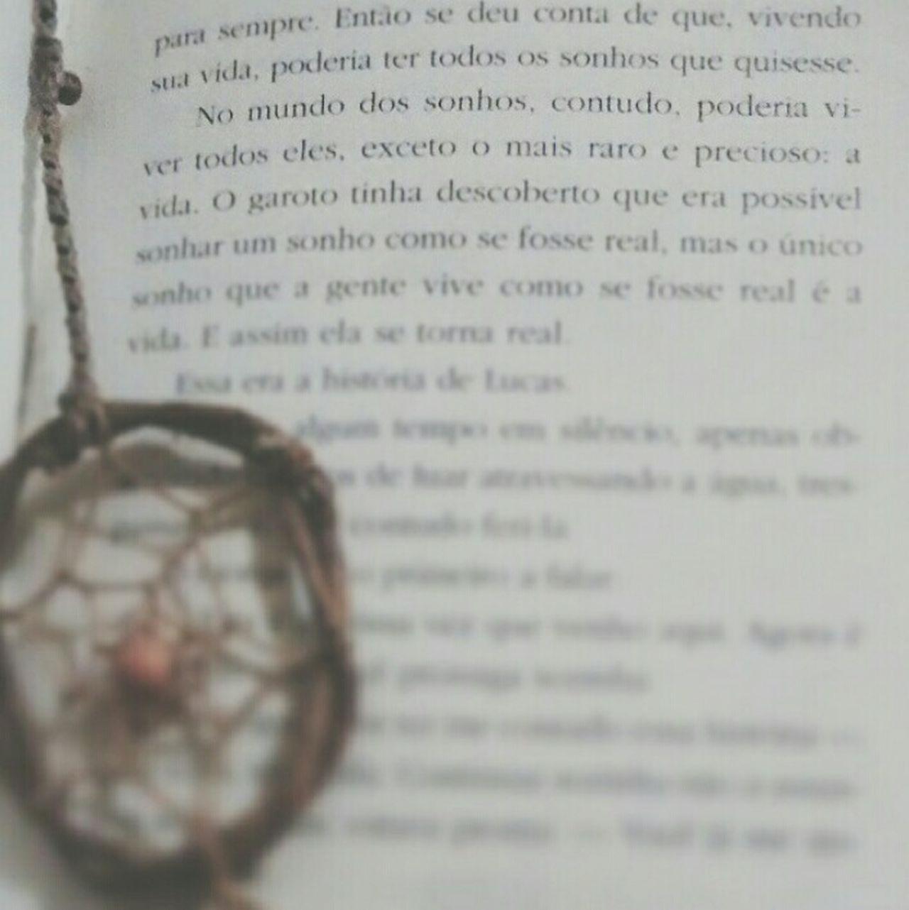 Book Osenhordospesadelos Vida Sonhos Frases Dream Life Livro  Filtrodossonhos Dreamcatcher