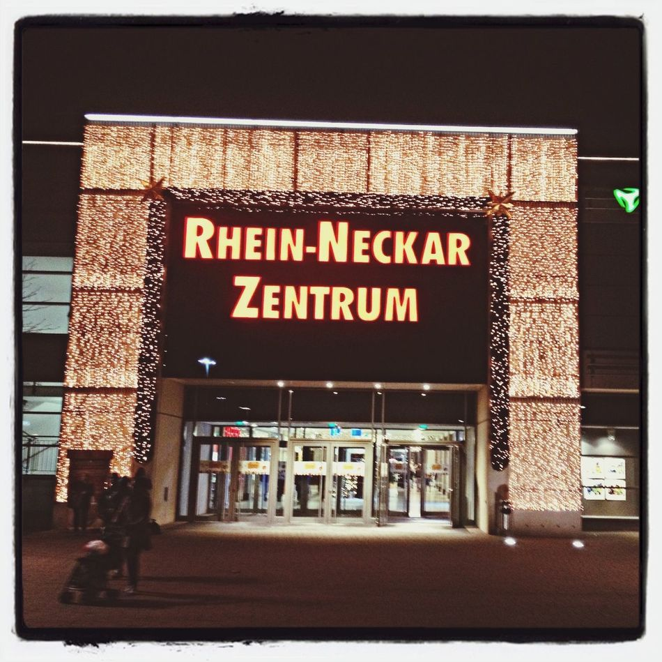 Christmas time Rhein-Neckar-Zentrum Christmas Time! I Love My Sweetheart Viernheim