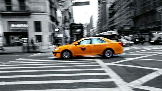 New York City Taxicabs EyeEm Photography March Showcase