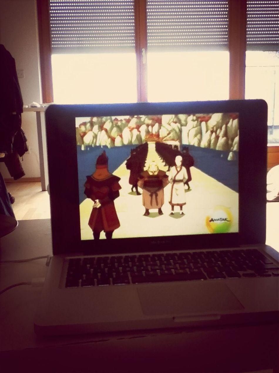 Watching Avatar