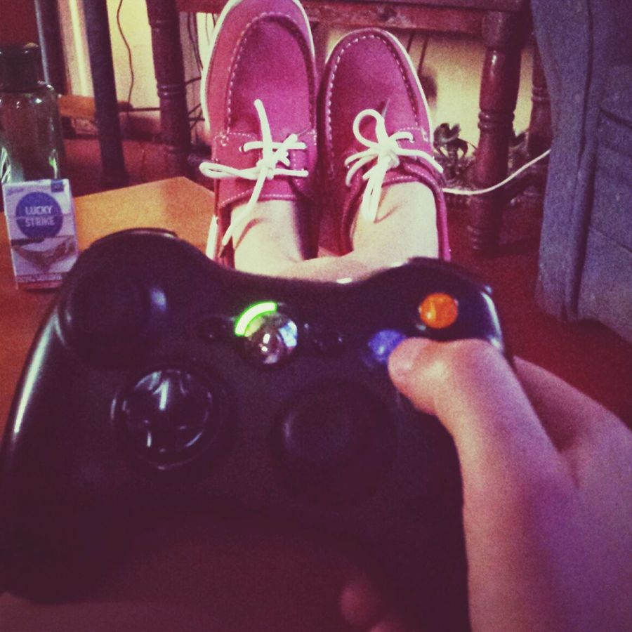 Playing Xbox Playing Games Girls Play Games TOO ♡