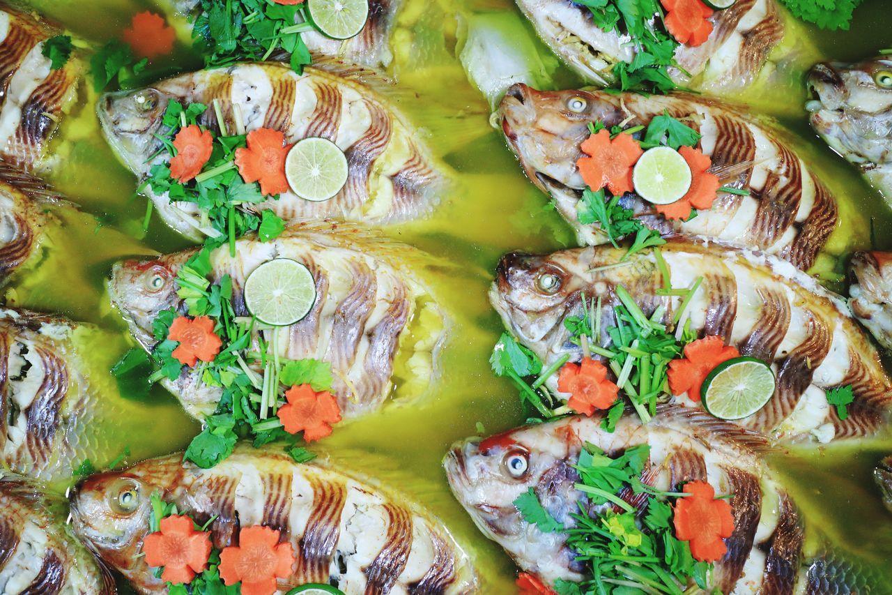 Beautiful stock photos of thailand, Backgrounds, Carrot, Cilantro, Fish