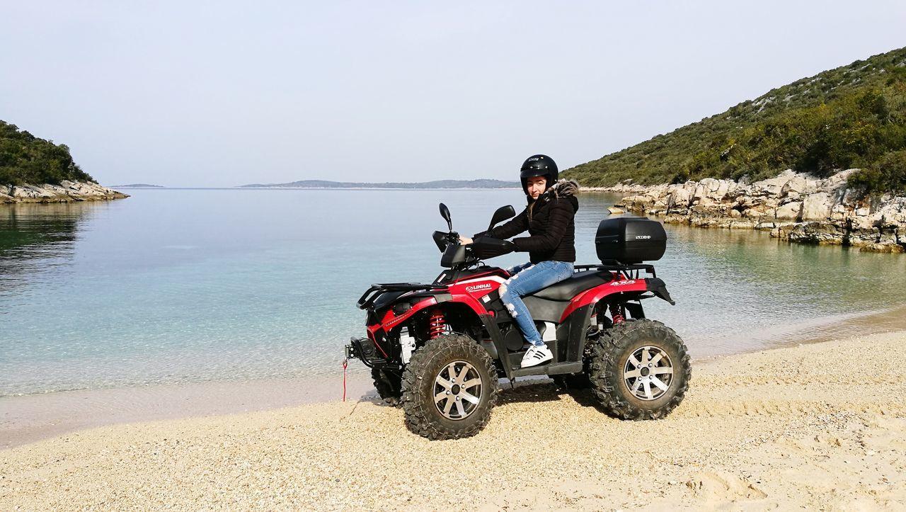 šolta Outdoors Vacations Quad Safari