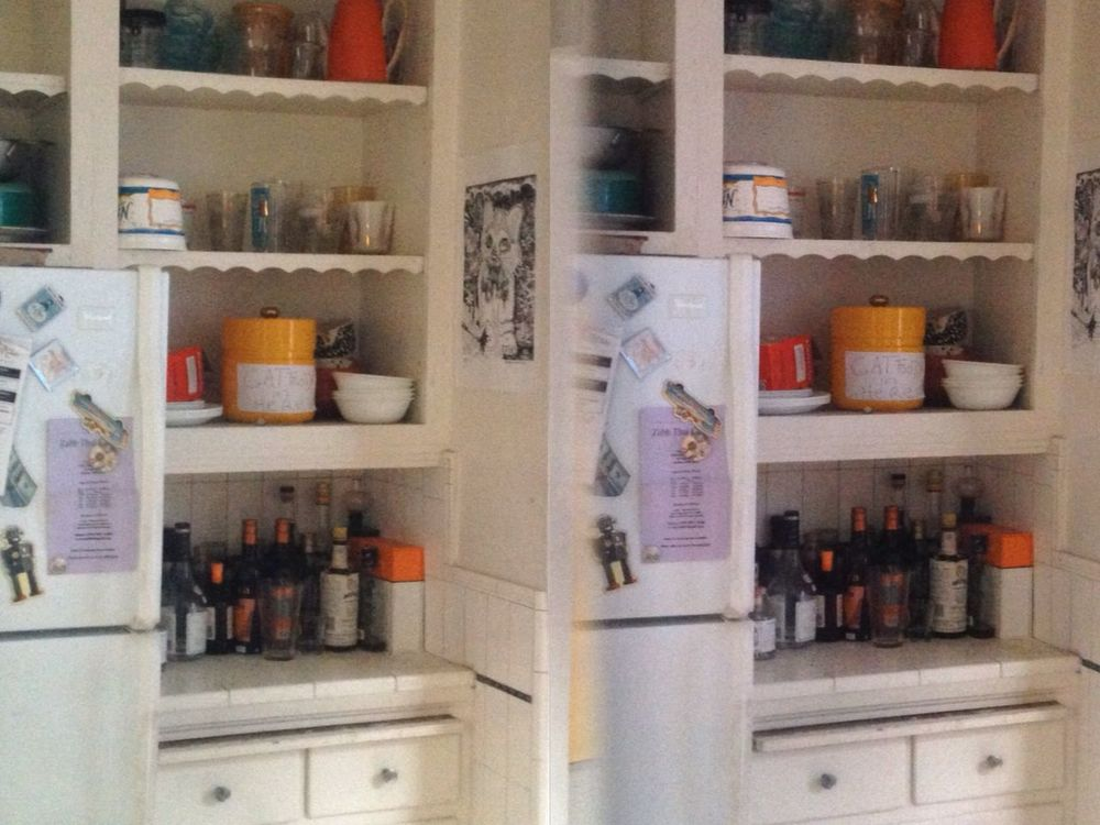 In My Kitchen Stereoptic Iphone 5 Poppy Camera