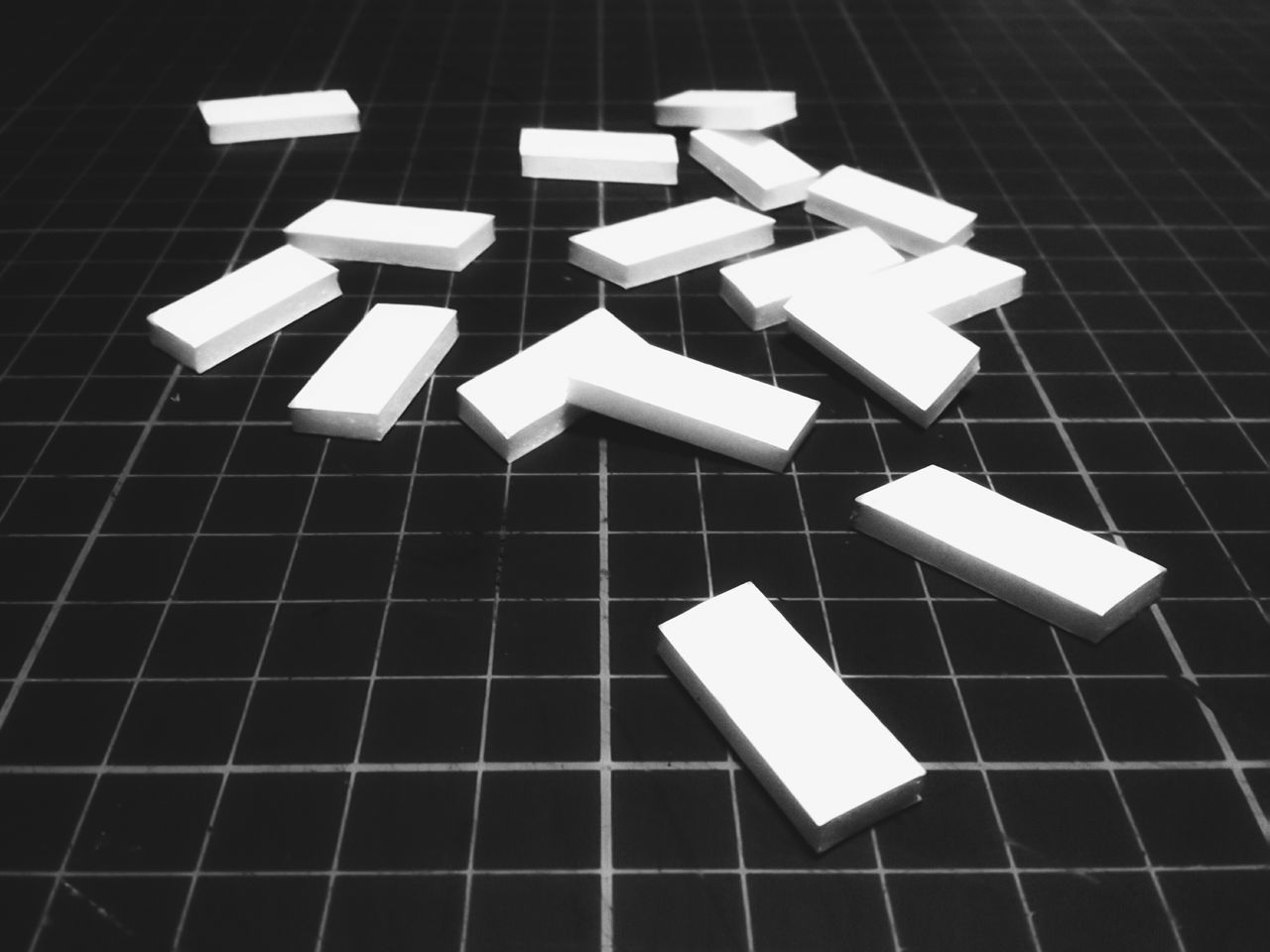 Work in progress | Theater Maquetteproject No People Black And White Close-up Personal Perspective Still Life Abstract Materials Architecture EyeEm Italy |