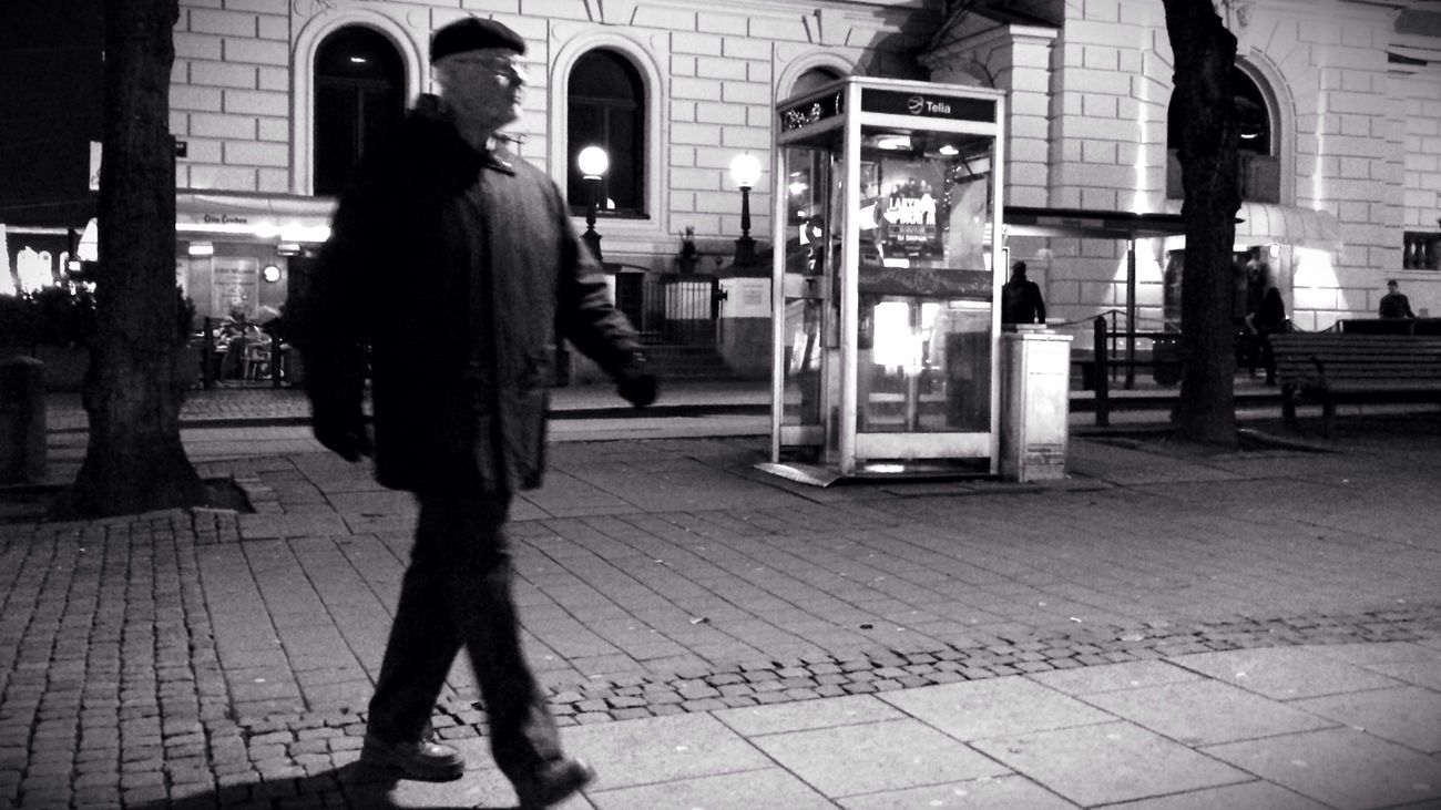 No country for old men MADE IN SWEDEN Streetphoto_bw Black And White Excellence DCLXVI