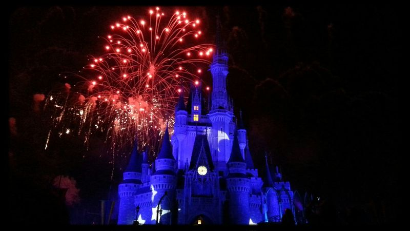 Close your eyes and make a wish.... here, dreams come true... Walt Disney World Make A Wish
