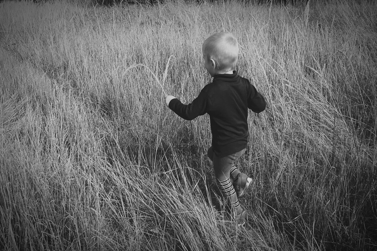 Grass Rear View Childhood Babyhood Outdoors People Day Real People One Person Males  Baby Like4like Photoshoot Followme Followback Like Followtofollowback Photooftheday Beauty Village Like4l Plant