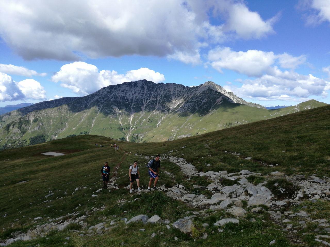 Mountains Lombardy Prealpi Orobie Alpearera