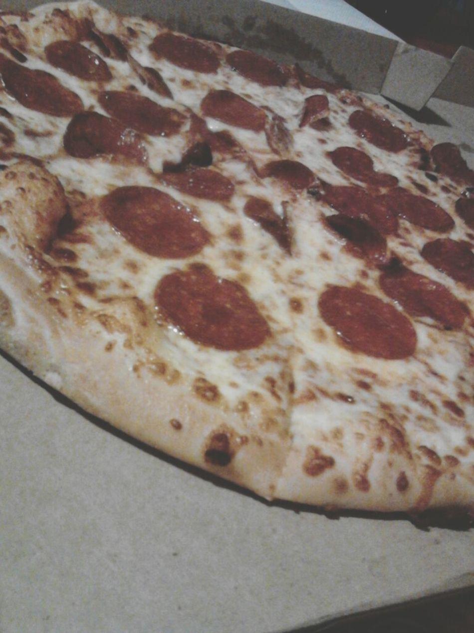 Aqui lo dejo para que se les antoje Pizza IlovePIZZA Circles Thebestdayofmylife