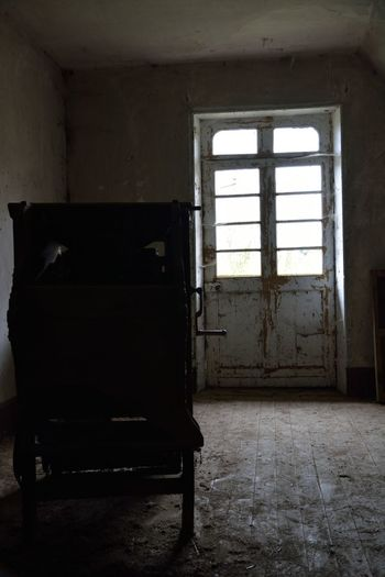 Abandoned Abandoned & Derelict Abandoned Places Absence Architecture Castle Château Château Des Singes Damaged Darkness And Light Day Derelict Dirty Door Empty Exploration Exploring Home Interior Indoors  Moth4fok No People Urbaine Urban Urbex Window Sommergefühle EyeEm Selects