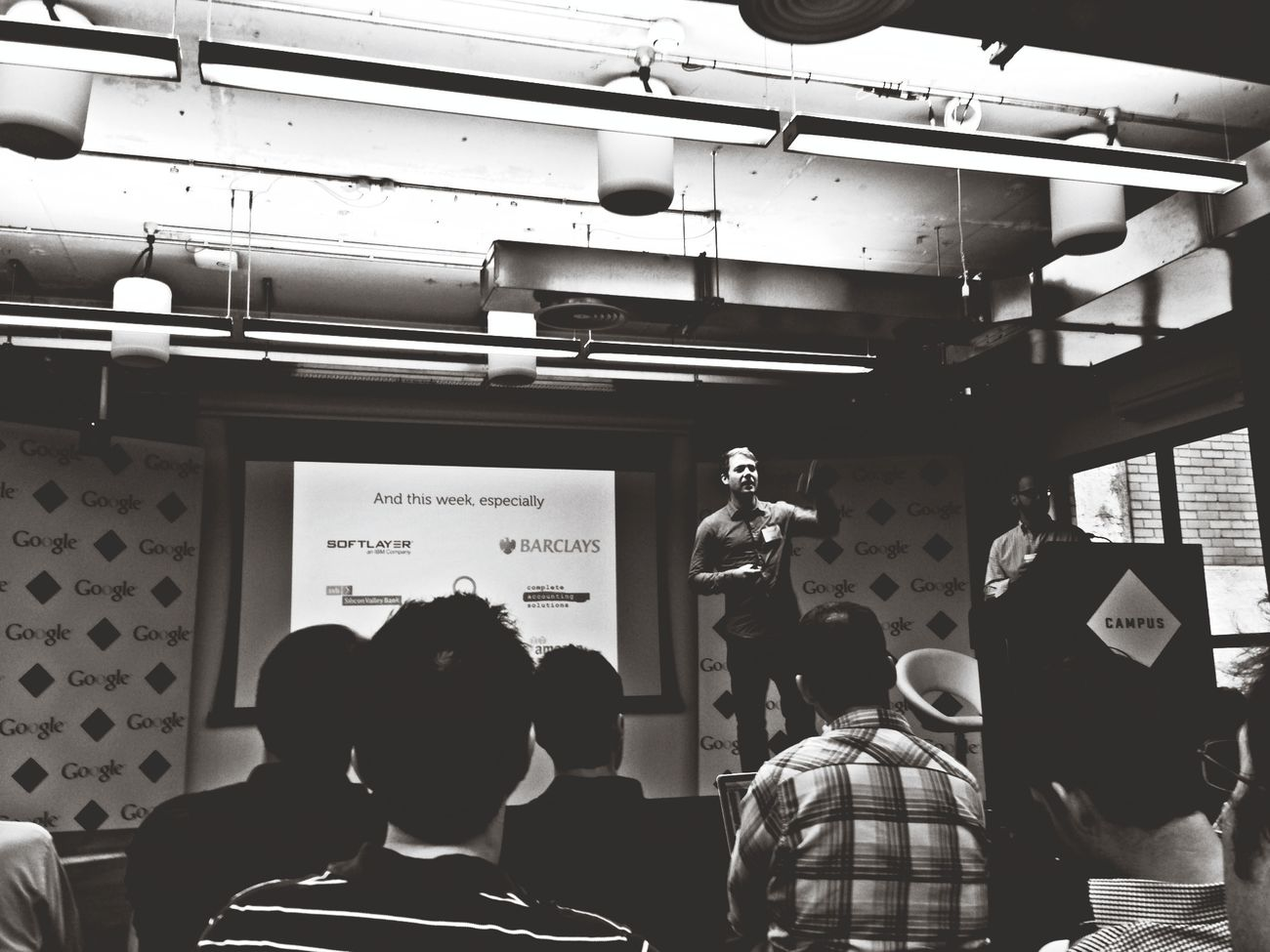 Seedcamp Week Founders Day Kickoff