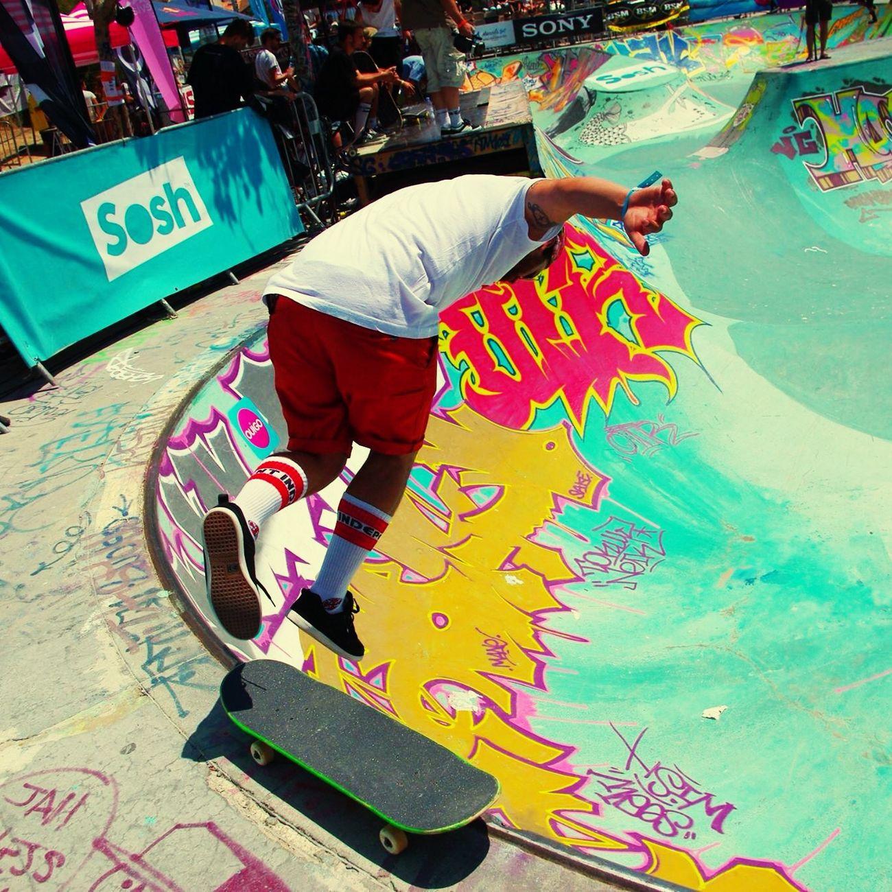 Skate Skateboarding Chute