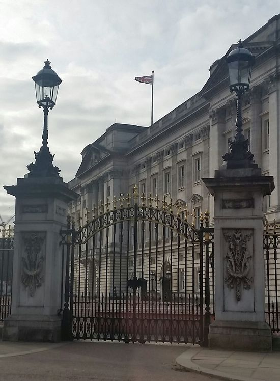 The Queens Home.