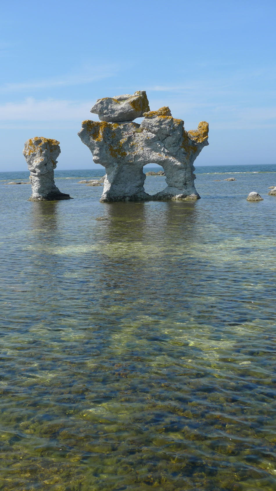 Rock - Object Rock And Sea Rock And Stone Rock Formation Rock On Water Rocks On Beach Sea And Sky Strange Rock Formations