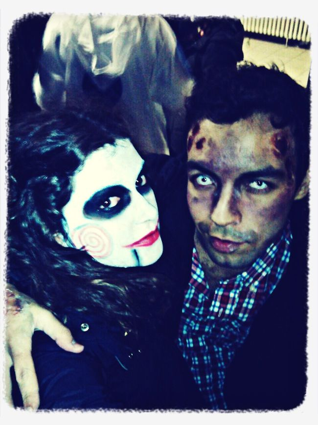 Halloween memories Hanging Out Partying Halloween Zombie First Eyeem Photo