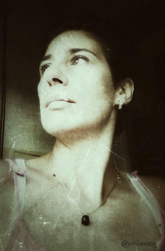 Auto Portrait Movilgrafía Mujer My Word #autoretrato
