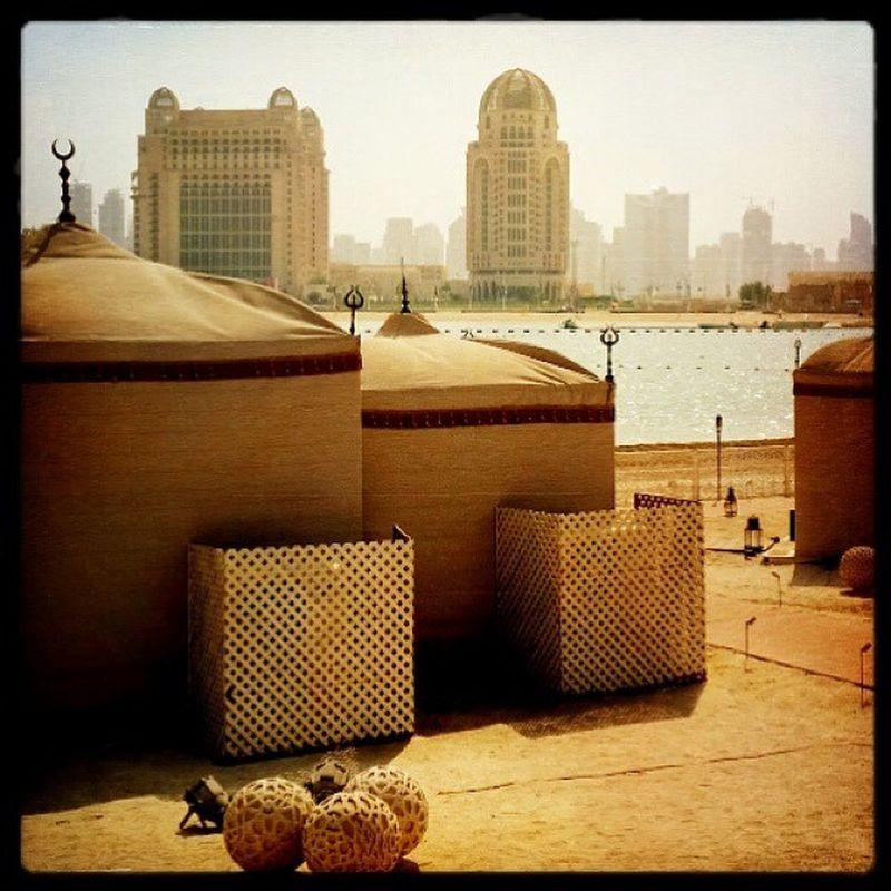 Qatar Doha Beautiful Qatara water sun lovely colour sand