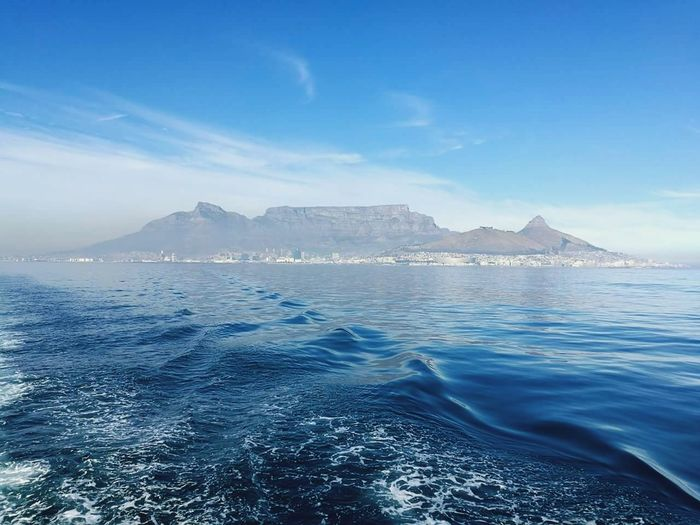 A place that makes you fall in love everyday, by everything! Mountain Sea Landscape Travel Tourism Outdoors Travel Destinations Adventure No People Mountain Range Sky Blue Vacations Capetown Capetown 🇿🇦 Capetowntrip Igerscapetown Igerssouthafrica Photooftheday Beauty In Nature Scenics Travel Photography Photoshoot
