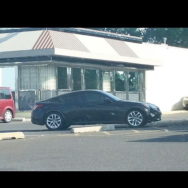 Spotted! Hyundai Kdm Genny Genesis genesiscoupe boosted becauseracecar turbo