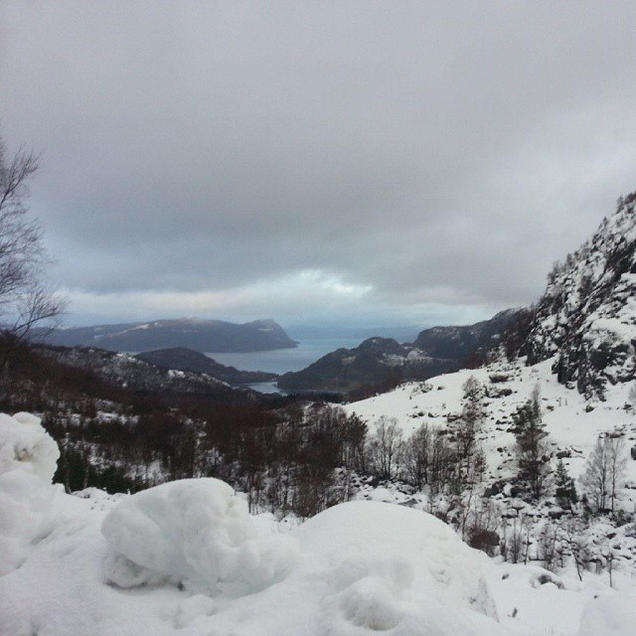 Paisajes que te reconcilian con la vida Snø Nieve Mar Snow Viaje Norway Norge Noruega