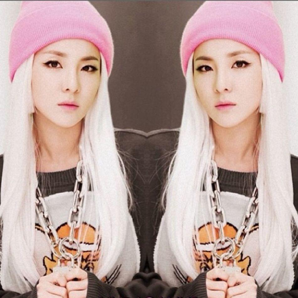 Sandarapark DaraPark 2NE1 Kpop