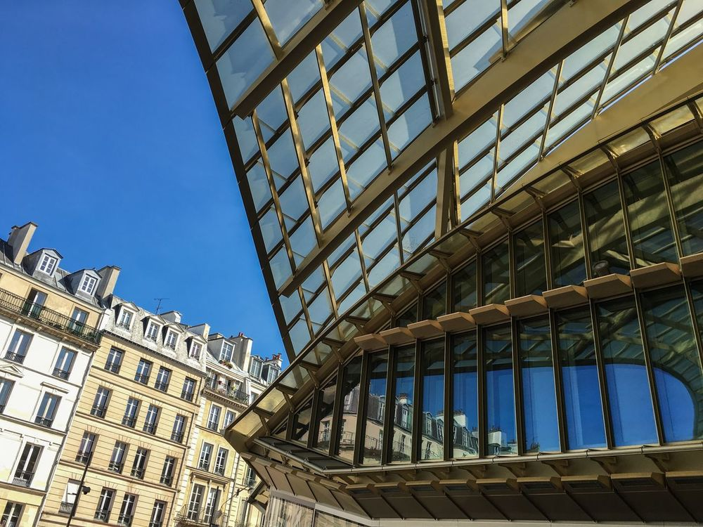The Architect - 2016 EyeEm Awards Canopée Les Halles Details Architecture Soft Transition Entrance Yellow Bloom Envision The Future Your Design Story 43 Golden Moments TakeoverContrast