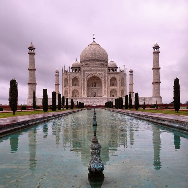 Taj Mahal Taj Mahal, Agra Agra India World Wonder Travel Traveling Wanderlust
