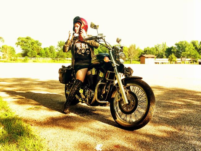 Original Experiences Feel The Journey Girl Power Woman Female Illinois MidWest Defiance On The Way
