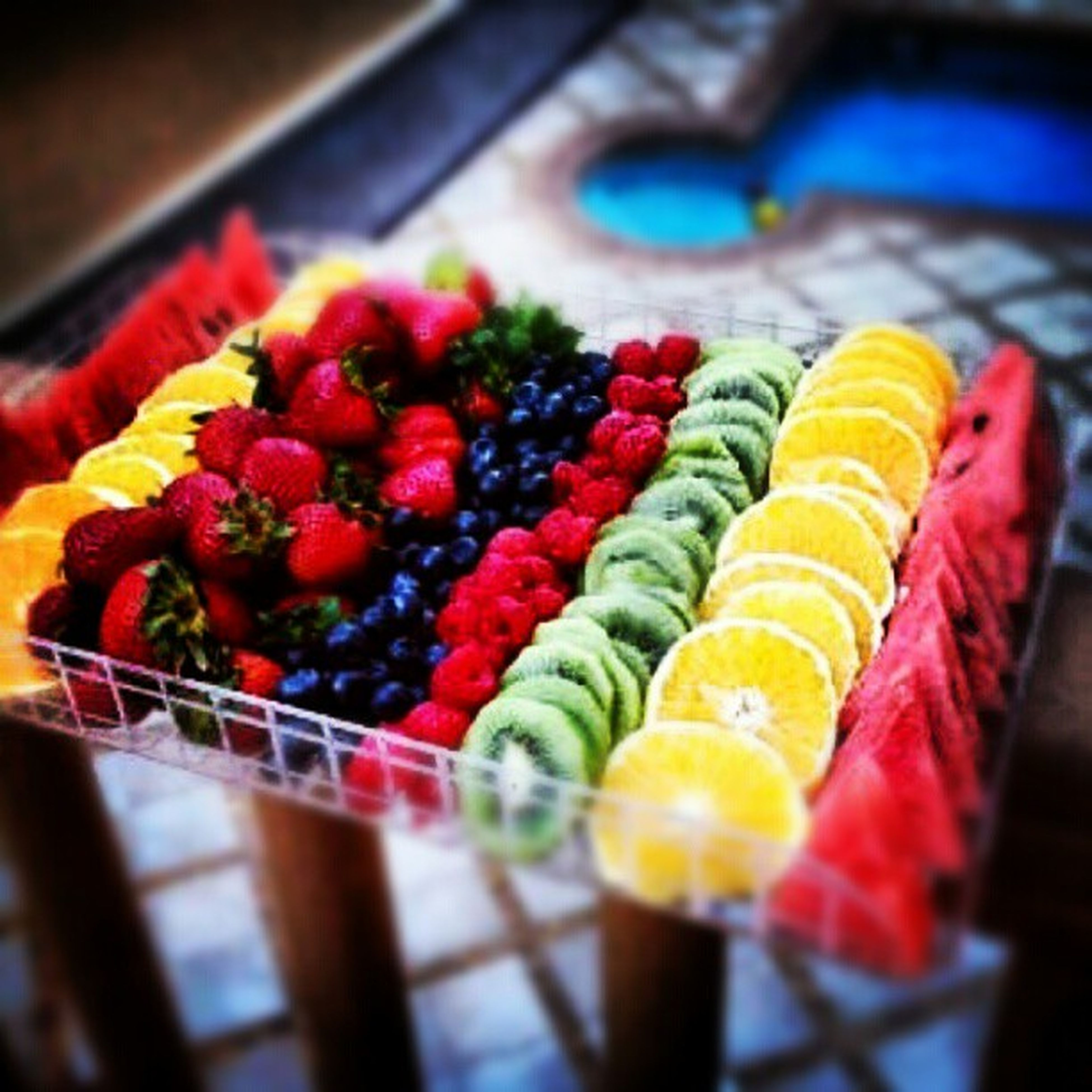 food and drink, indoors, food, freshness, sweet food, still life, multi colored, table, fruit, selective focus, dessert, indulgence, close-up, focus on foreground, variation, ready-to-eat, unhealthy eating, temptation, colorful