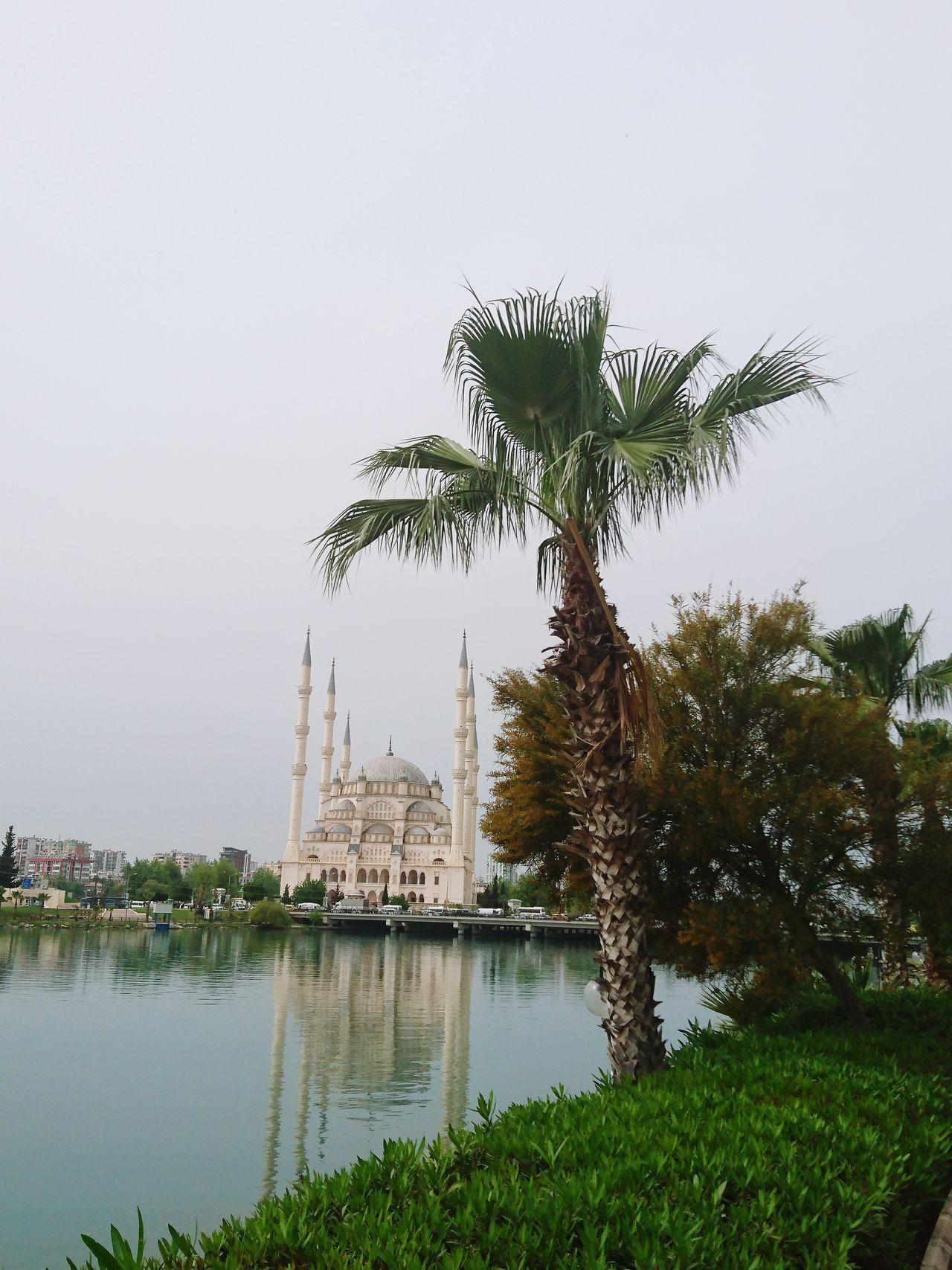 Adana Cityscape Citylandscape Merkez Camii Mosque Nehir Seyhannehri River Riverscape Riverside Riverside Photography Zamanidurdur