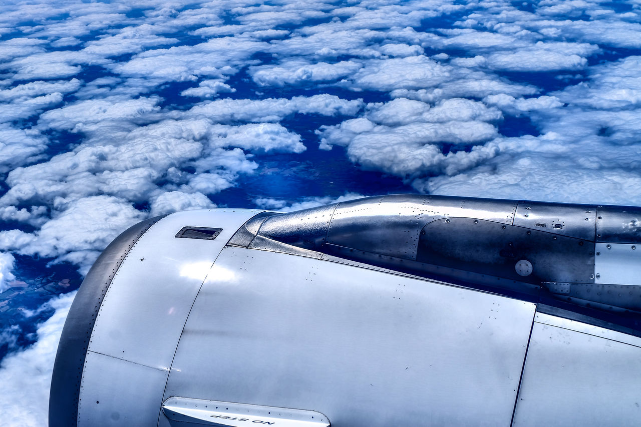 Metallic A321 Aegean Airlines Aircraft Aircraft Engine Clouds Clouds And Sky En Route Engine Flight Sky Star Alliance
