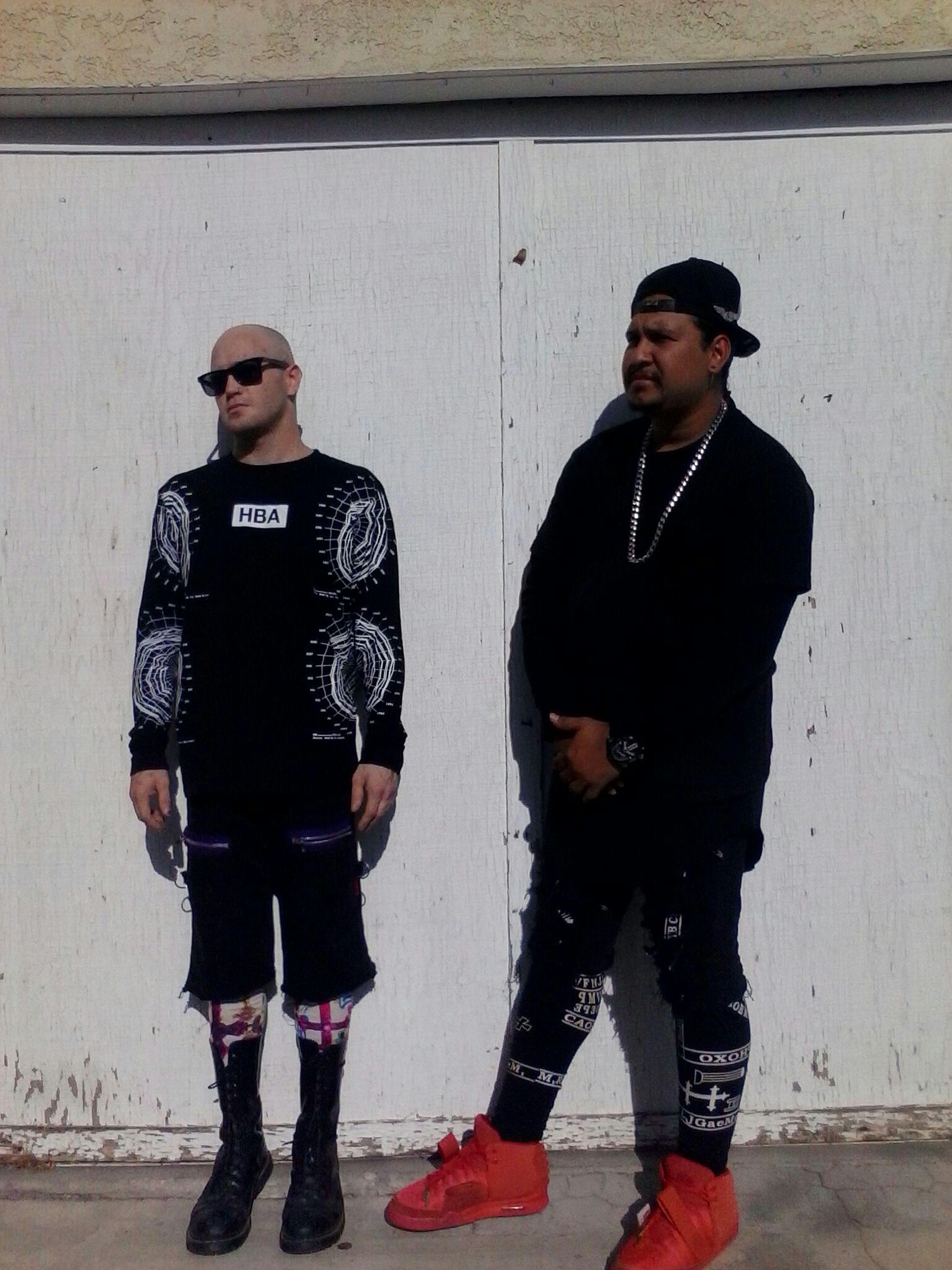 Street Goth Streetgoth Hba Fashion Industrial Poet Of Black Shane Oliver Pyrex Off White