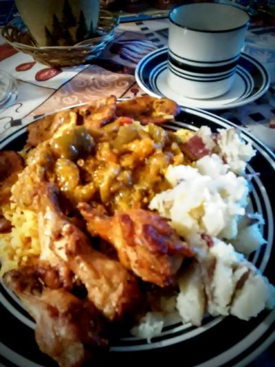 Food Photography Dinner Time Dinner Plate Ethnic Food Puerto Rican Food DELICIOUS FOOD ♡ enjoy eating Lets Eat