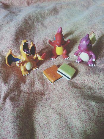 Charizard Charmander Charmeleon Pokémon